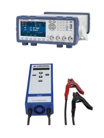 BK Precision accutester, battery analyzer